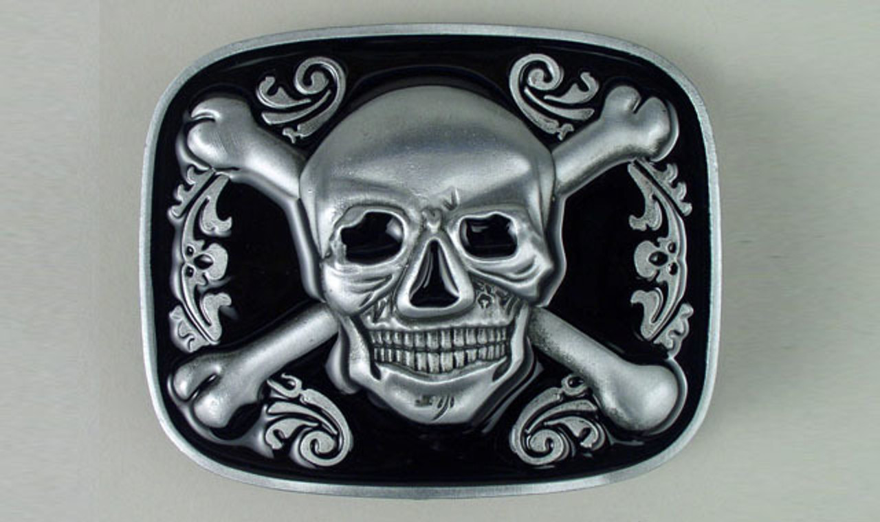 Skull Buckles