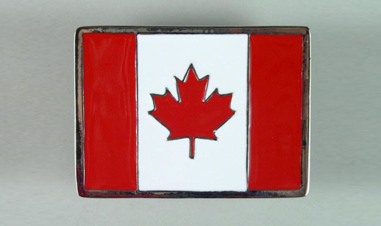 Flag Country Buckles
