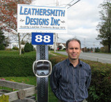Leathercraft Store - History of Leathersmith Designs
