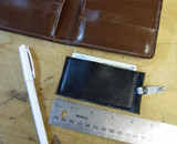 Women's Leather Wallet Design Process