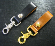 How To Make A Leather Belt Key Holder