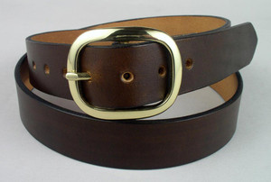 Leather Belts Made From Which Types Of Leather?
