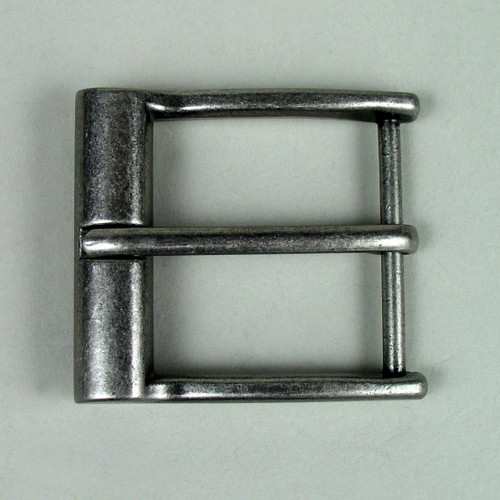 The inside diameter of this fashion buckle is 1 1/2 inch.