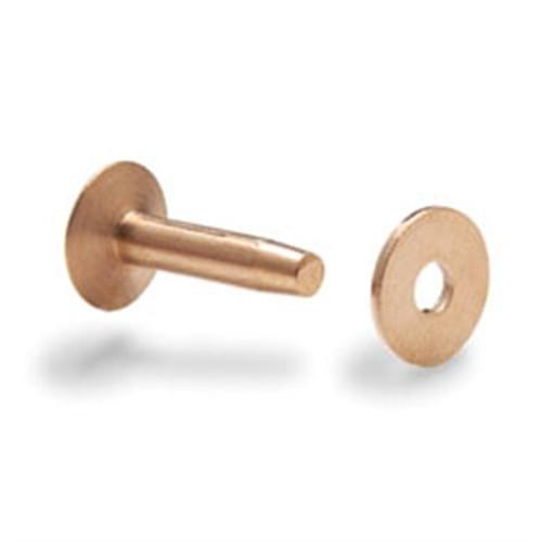 """Copper Rivets & Burrs (#9) 3/4"""""""