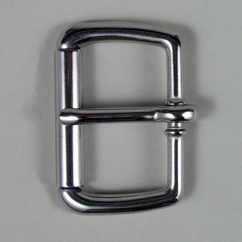 Stainless Steel Roller belt buckle inside diameter is 1 3/4 inch.