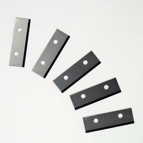 Blades for  wooden strap cutter tool.