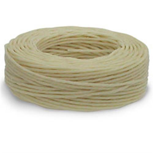 Natural Waxed Linen Thread 25 yds