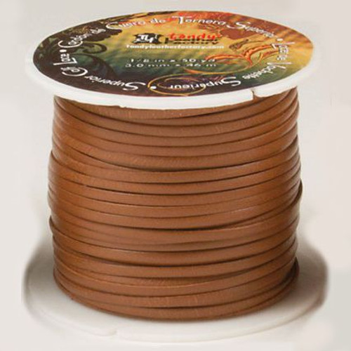 Superior Calf Lace Tan