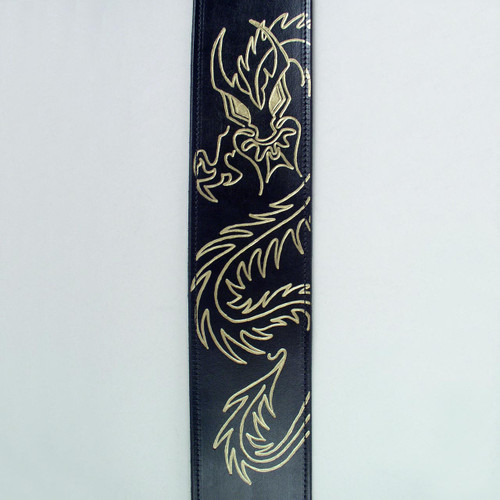 Dragon Acoustic Electric Guitar Strap