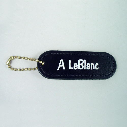 Etched Key Chain / Luggage Tag