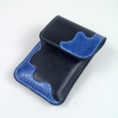 Soft Leather Cellular Cases Design # 1