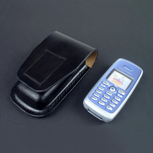 Custom Leather Cellular Case