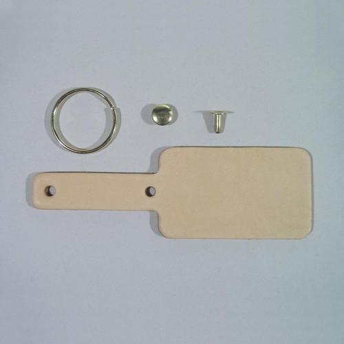 Rectangular Key Tag Kit