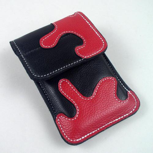 Soft Leather Cellular Cases Design # 3