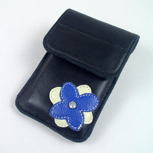 Soft Leather Cellular Cases Design # 4
