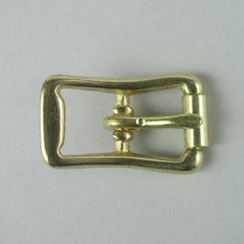 Roller buckle inside diameter buckle is 1/2 inch.