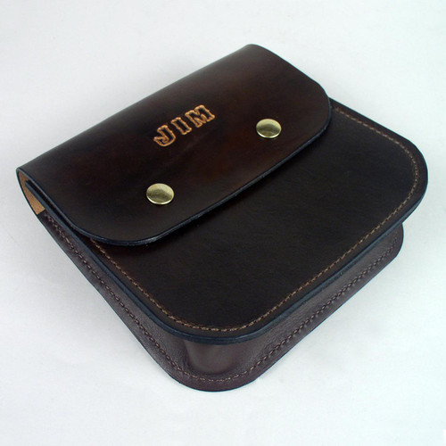 Necessities Leather Belt Pouch