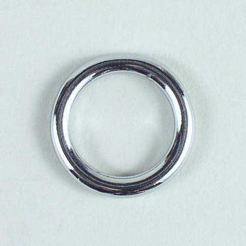 Solid cast O-ring inside diameter is 3/4 inch.