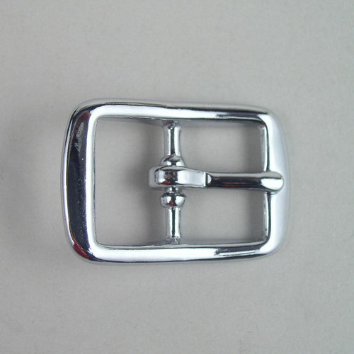 Strap buckle inside diameter is 3/4 inch.