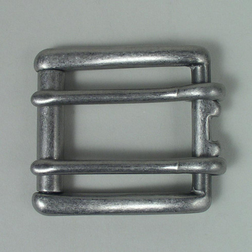 Belt buckle inside diameter is 1 1/2 inch