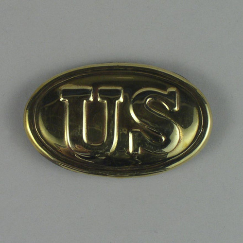 US Civil War Belt Buckle.