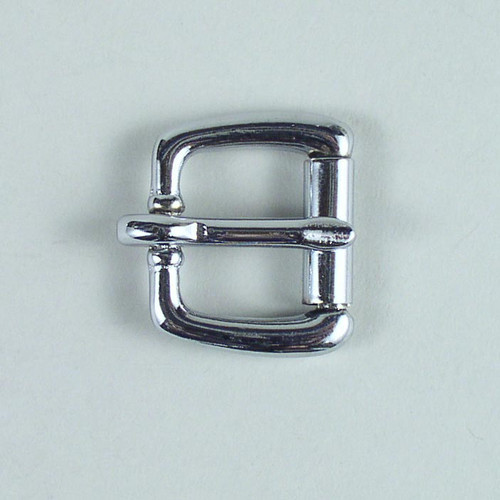 Roller buckle inside diameter buckle is 3/4 inch.