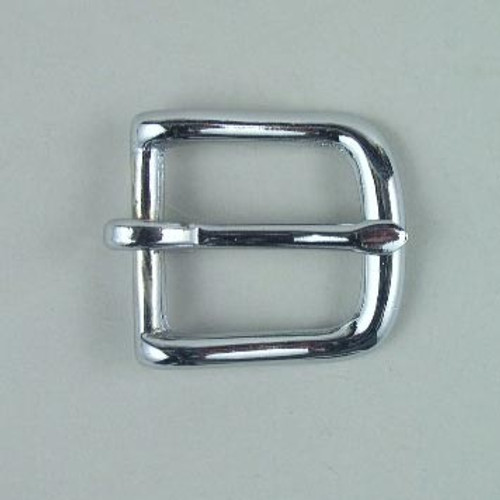 Stainless steel belt buckle inside diameter is 1 inch
