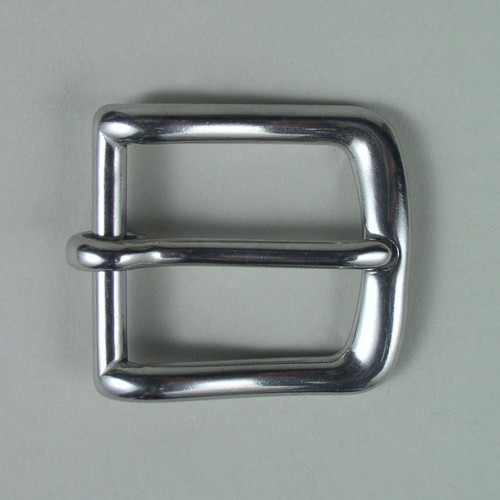 1 1/4 inch Stainless Steel Belt Buckle - D17