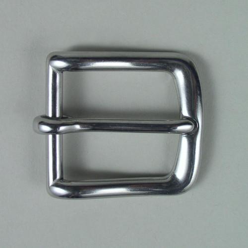 1 1/4 inch Stainless Steel Belt Buckle - D17