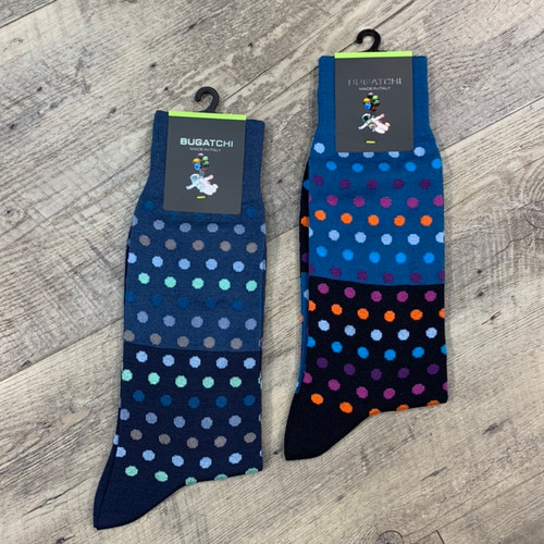 BUGATCHI Socks RB7031 (JCC17130)