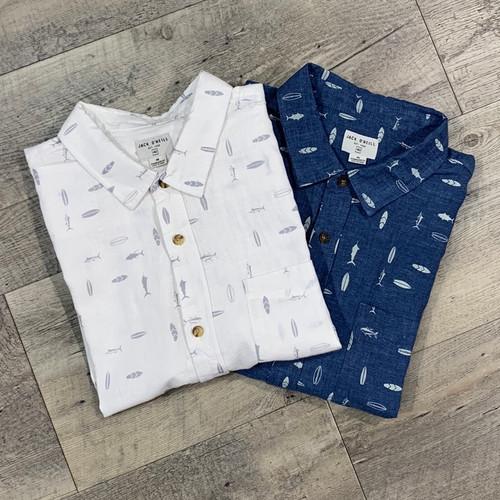 O'NEILL Short Sleeve Shirt (JCC17045)