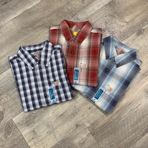 CARHARTT Short Sleeve Shirt 104174