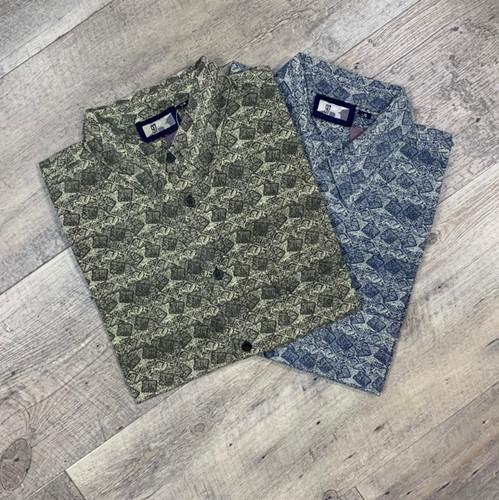 R97  Short Sleeve Shirt 1128