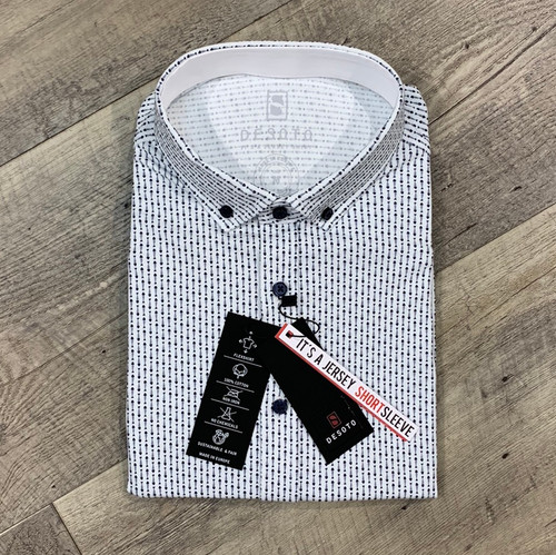 DESOTO  Short Sleeve Shirt  410 31-3
