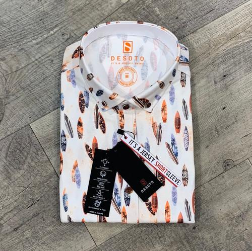 DESOTO  Short Sleeve Shirt  430 31-3
