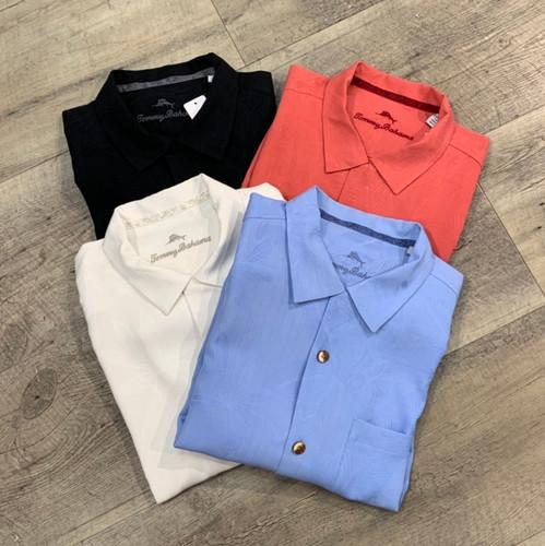 TOMMY BAHAMA  Short Sleeve Silk  T321440 (JCC16309)