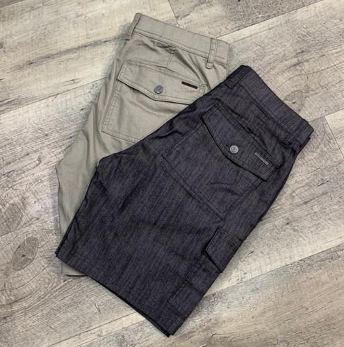 POINT ZERO  Denim Cargo Shorts 7655549