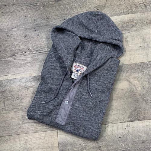 STANFIELD'S   Wool   Hoodie 1329