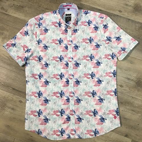 POINT ZERO   Short Sleeve Shirt  7454894 (JCC16394)