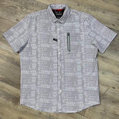 POINT ZERO  Short Sleeve Stretch Shirt 7454720 (JCC16409)