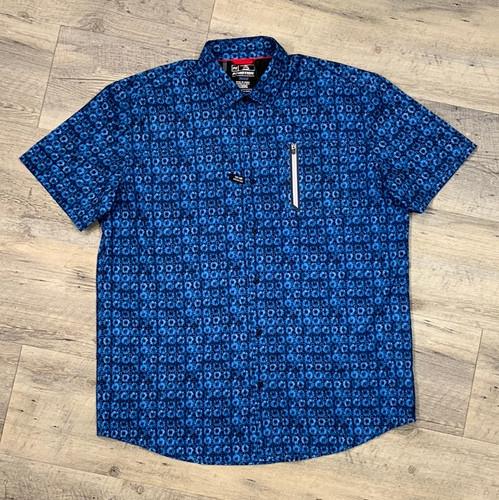 POINT ZERO  Short Sleeve Stretch Shirt 7254748 (JCC16417)