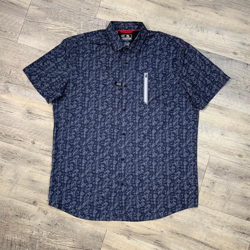 POINT ZERO  Short Sleeve Stretch Shirt 7254745 (JCC16416)