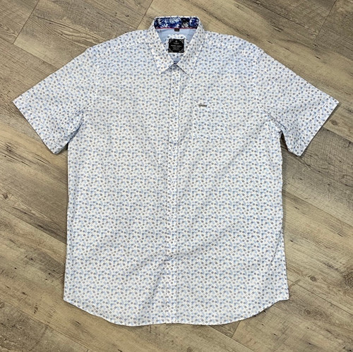 POINT ZERO  Short Sleeve Stretch Shirt 7254893 (JCC16415)