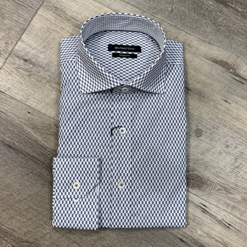 BUGATCHI Long Sleeve Shirt NS7033L43S (JCC16459)