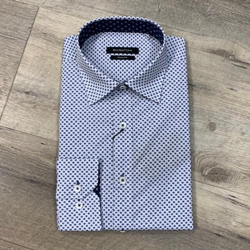 BUGATCHI Long Sleeve Shirt NS7039L62S (JCC16461)