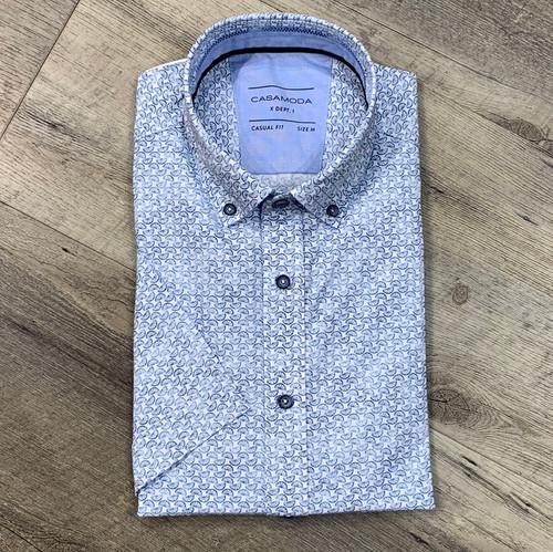 CASA MODA Short Sleeve Shirt 9033900 (JCC16360)