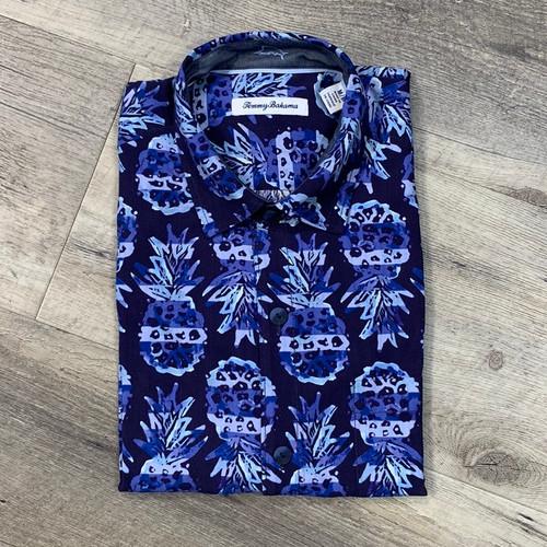 TOMMY BAHAMA  Short Sleeve Silk ST324727 (JCC16301)
