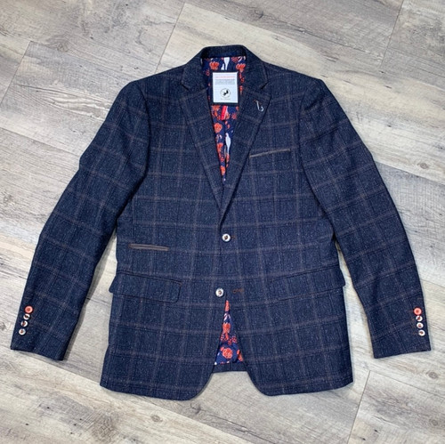 A FISH NAMED FRED Sport Jacket  9202100 (JCC13876)