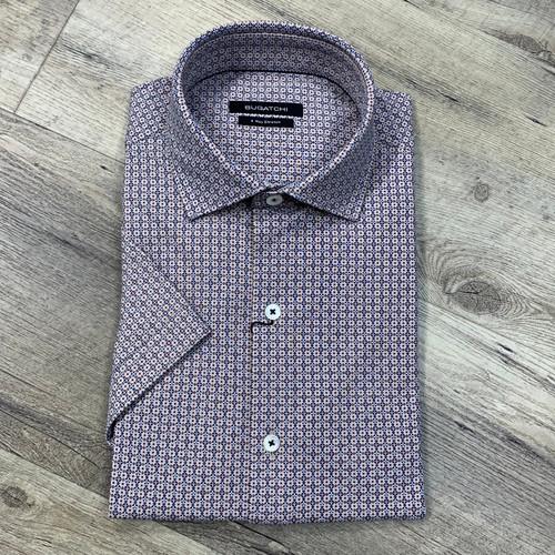 BUGATCHI  Short Sleeve Shirt NBF240K67 (JCC16458)