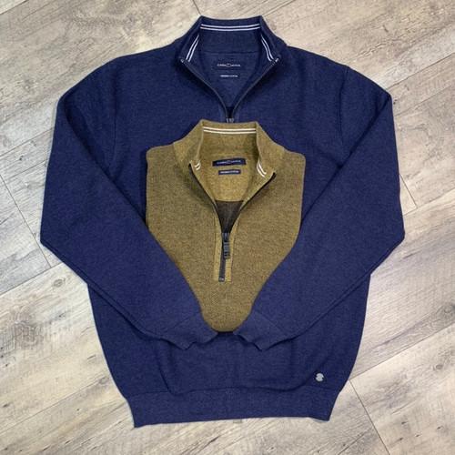 CASA MODA 1/4 Zip Sweater  483094700 (JCC13896)